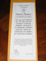 Computers Course Packet