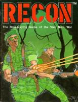 Recon (2nd Printing, Color Cover)