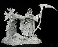 Grim Reaper & Tombstone (72mm)