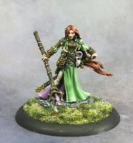 Lysette, Female Elf Wizard (25th Anniversary Edition)