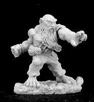Burl Oakfist - Monk