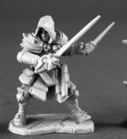 Drago Voss - Male Assassin