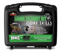 Hobby-Que Learn to Paint Kit - Reaper Bones