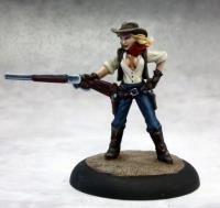 Janey Blankenship - Cowgirl