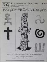 """#1 """"Scenario - Escape from Duckland"""""""