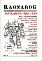 "#29 ""Patlabor - Sea 1999 Mecha Carnage Scenario, The Loste World - Dinosaurs in Flintloque"""