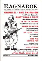 "#33 ""Grunts - The Skirmish, Fairy Meat Scenario, In Death Ground Full Thrust Conversion"""
