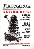 "#34 ""Daleks on the Tabletop, DS2 Infantry, VSF Land Ironclads"""