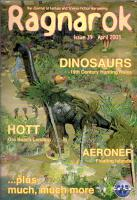 "#39 ""19th Century rules for Hunting Dionsaurs, Aeronef Floating Islands, Hott Orc Beach Landing"""