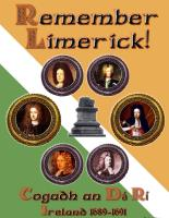 Lace Wars Series #7 - Remember Limerick!