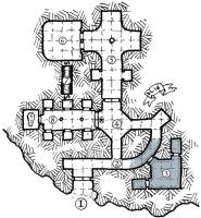 GM's Miscellany - Dungeon Backdrops