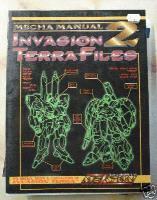 Mecha Manual #2 - Invasion Terra Files