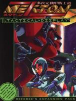 Mekton Zeta Tactical Display - Referee's Expansion Pack