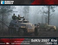 SdKfz 250/1 Alte - SdKfz 253