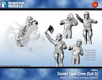 Soviet Tank Crew