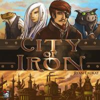 City of Iron (1st Edition)