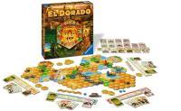Quest of El Dorado, The - The Golden Temples