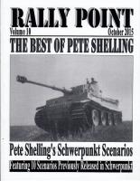 Rally Point Volume #10 - The Best of Pete Shelling