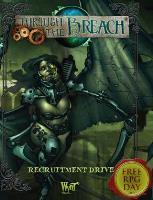 Quickstart Rules w/Recruitment Drive (Free RPG Day 2015)