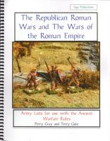 Republican Roman Wars and the Wars of the Roman Empire, The