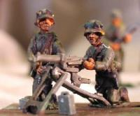 1916 German Infantry MG Set (28mm)