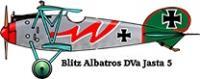 Albatros DVa Decal Set 5 (1:144)