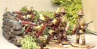 British East Africa - King's African Rifles Mixed Set (28mm)