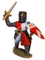 Pot Helm Knight #1
