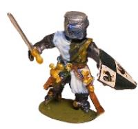 Pot Helm Knight #2