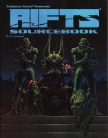 Sourcebook #1 (1st Edition)