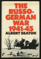 Russo-German War 1941-45, The