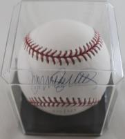 Ryne Sandberg Autographed Commemorative Baseball