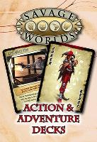 Action & Adventure Decks