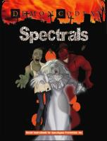 Demon Codex - Spectrals