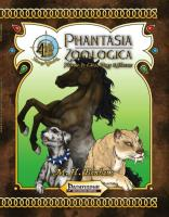 Phantasia Zoologica Vol. I -  Cats, Dogs & Horse
