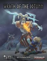 Pathfinder RPG - Into the Wintery Gale - Wrath of the Jotunn
