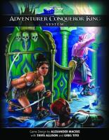 Adventurer Conqueror King System (Revised Edition)