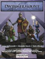 Dwimmermount (Labyrinth Lord)