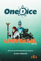 OneDice Universal - Revised Edition