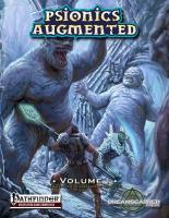 Psionics Augmented - Volume #1