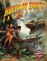 Hollow Earth Expedition (2nd Printing)