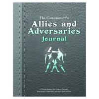 Gamemaster's Allies and Adversaries Journal, The