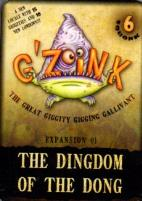 G'Zoink - The Dingdom of the Dong