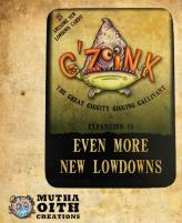 G'Zoink - Even More New Lowdowns