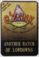 G'Zoink - Another Batch of Lowdowns
