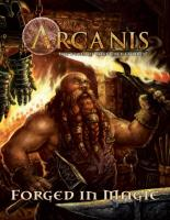 Forged in Magic #1