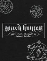 Witch Hunter - The Invisible World (2nd Edition)