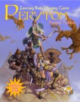 Peryton Fantasy Role-Playing Game (Revised Edition)