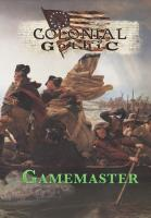 Colonial Gothic Gamemaster