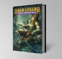 Open Legend - Core Rule Book (Limited Edition)